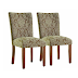 HomePop Parsons Upholstered Accent Dining Chair