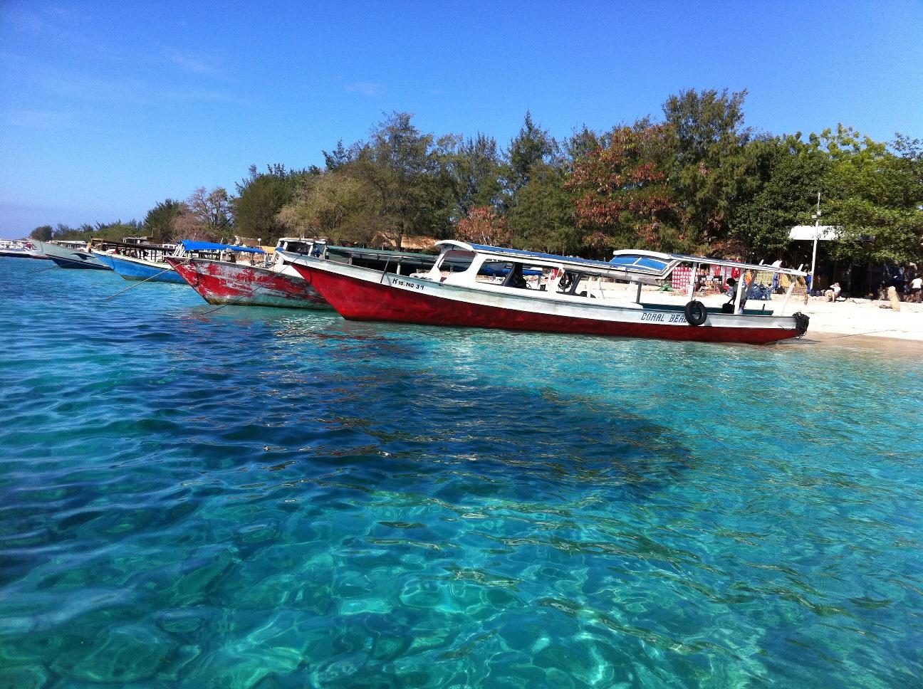 Indonesia Flight: Menikmati Liburan Akhir Pekan di Pulau Lombok