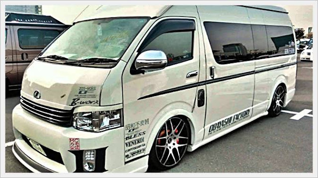 2018 Toyota Hiace Reviews