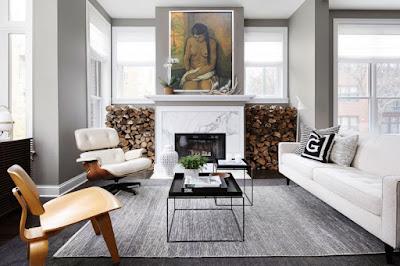 Cómo diseñar el interior de una vivienda con arte