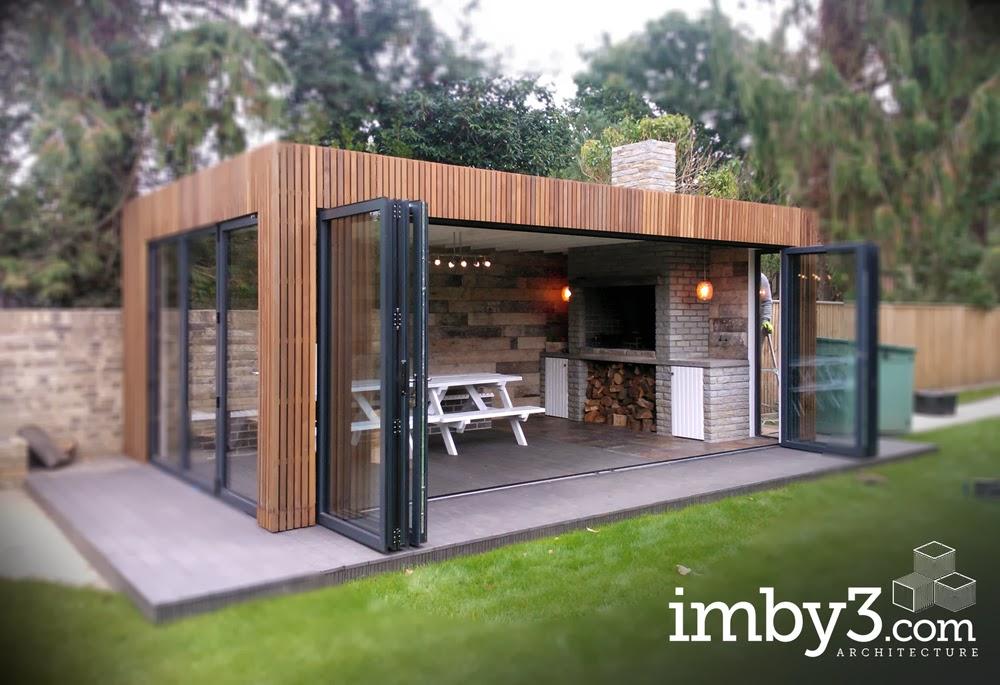 Shedworking: braaiBOX on Small Backyard Entertainment Area Ideas id=70688
