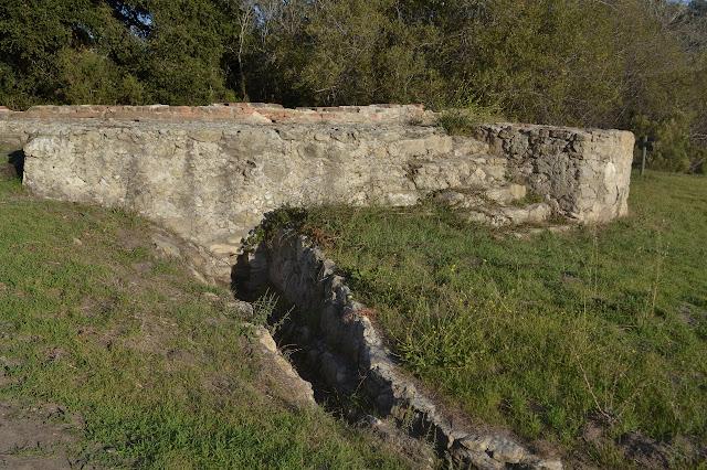 cistern steps