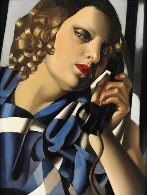 a biography of tamara de lempicka a polish artist Tamara de lempicka has 110 ratings and 14 reviews annette said: an eccentric art deco painter born into a wealthy polish family she'd party all nigh.