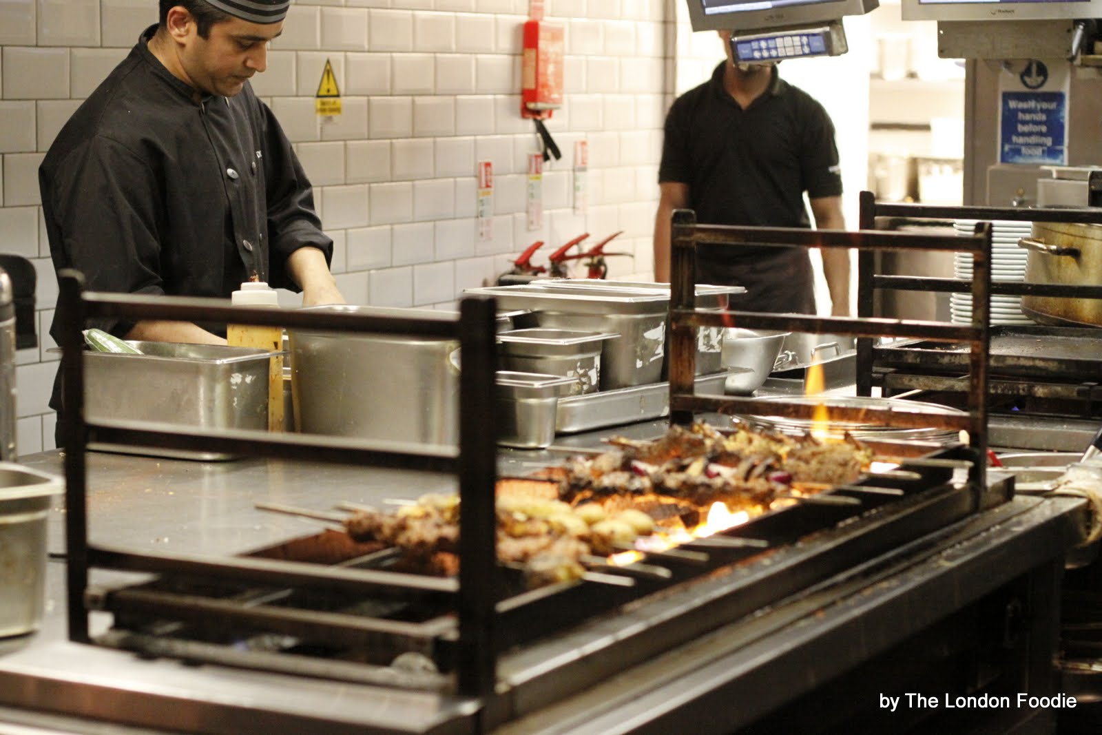 Kitchen Shutters Engineered Wood Flooring The London Foodie: Restaurant Reviews - Dishoom ...