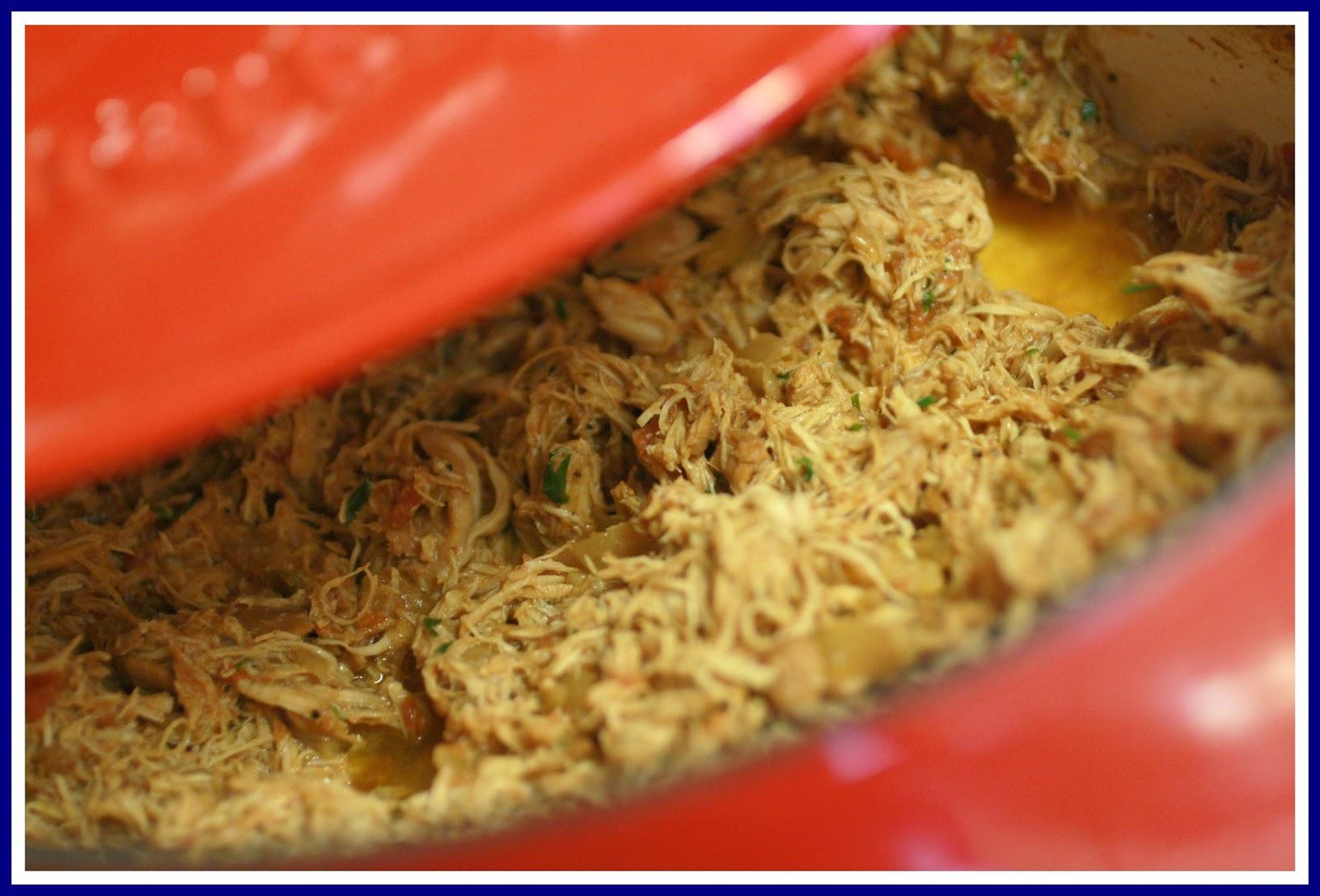 Dutch Oven Chicken Thighs