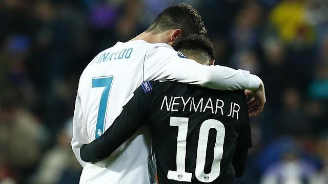 Ronaldo Pergi Karena Madrid Mengejar Neymar