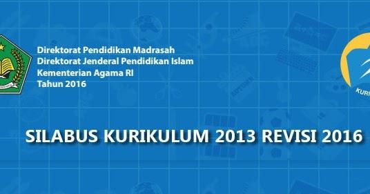 Silabus Aqidah Akhlak Mts Kelas 7 8 9 Kurikulum 2013 Revisi Terbaru Rpp Kurikulum 2013 Smp