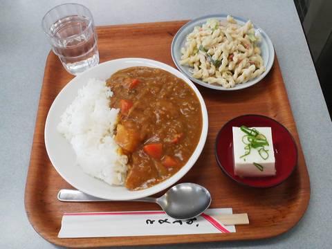 ランチバイキング(カレーライス食べ放題)¥350 焼肉じゅうじゅう3回目