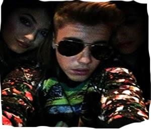 Justin Bieber Junto a Kylie Jenner