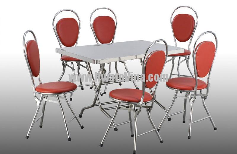 Bàn Ghế Inox Hwata: Mua bàn ghế inox cho nhà hàng ở đâu?