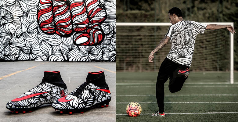 a02e6100f The new Nike Hypervenom Phantom II Neymar football boots introduce a bold  design