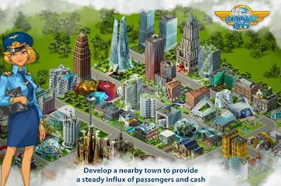 Airport City Mod v4.7.30 Apk Terbaru