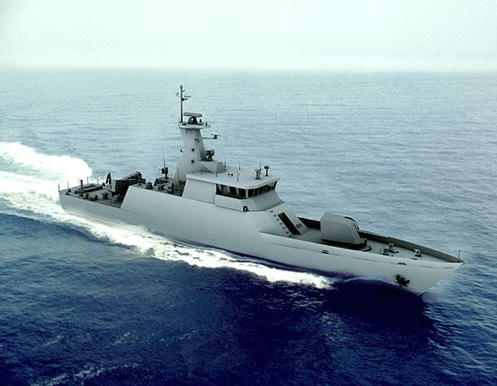 Kapal Cepat Rudal (KCR) 60 Meter Produksi PT PAL