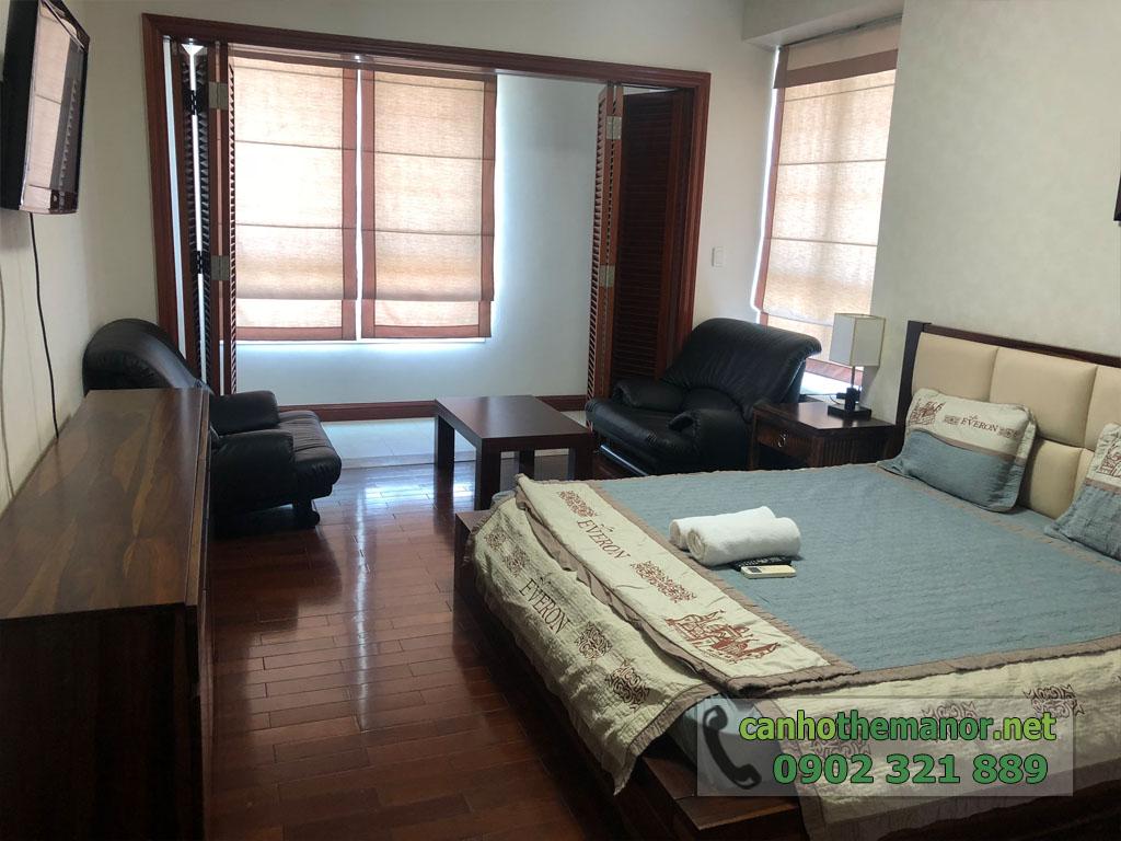 Cho thuê căn hộ Penthouses 300m2 tại The Manor quận Bình Thạnh - hình 6