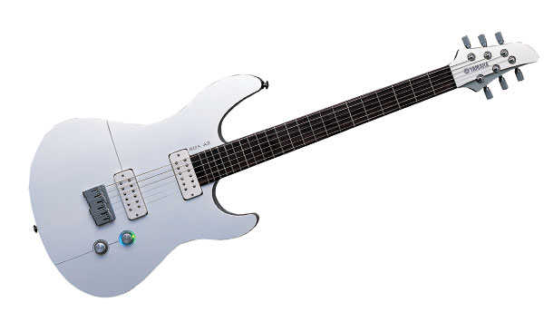 Spesifikasi Gitar Yamaha RGX A2 - White Aircraft Gray