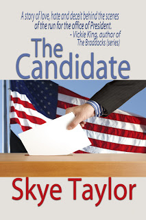 The Candidate book cover