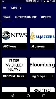 Télévision CKayTV est une application pour Android
