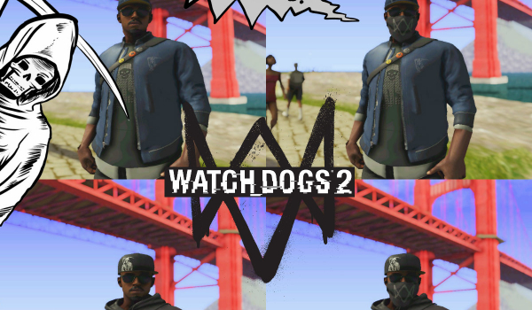 Watch Dogs Tools Wheel