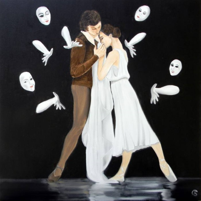 Желание рисовать. Svetlana Bagdasaryan