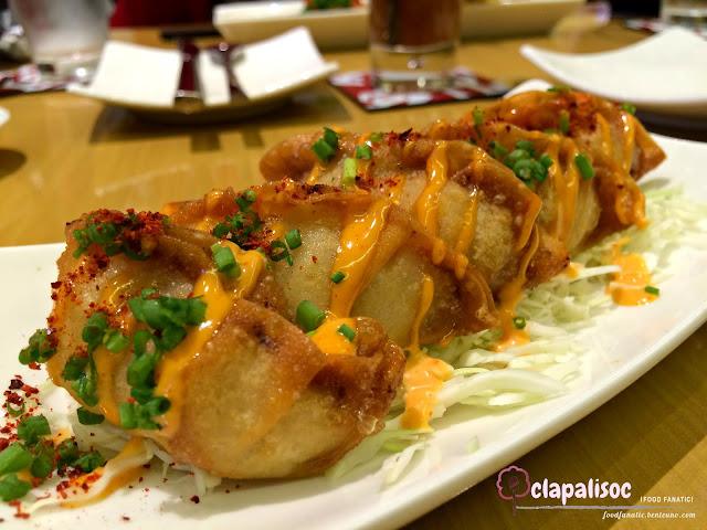 Ippudo Deep-Fried Gyoza