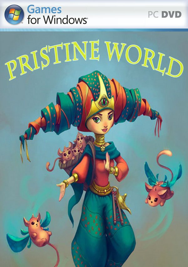 Pristine World Download Cover Free Game