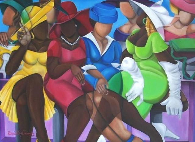 clip art church ladies - photo #36