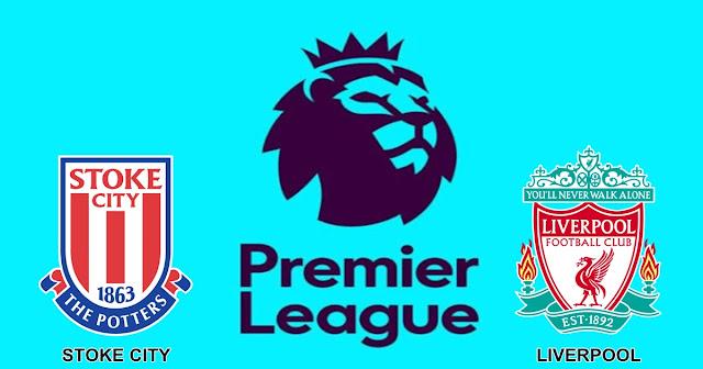 Stoke City vs Liverpool 30 November 2017