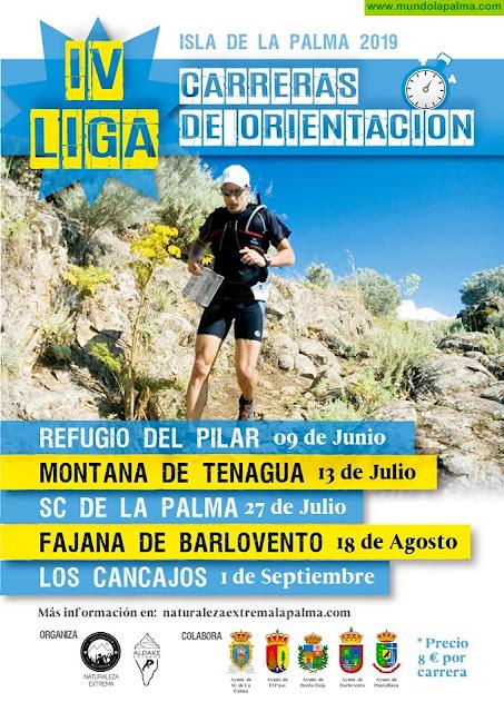IV Liga de Carreras de Orientación de La Palma