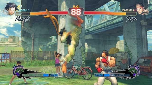 Super Street Fighter 4 Download Free