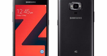 Samsung Z4: Tizen OS Based Simplistic & Cheapest Smartphone