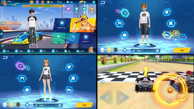Berapa total size game Speed Drifters - Game Balap Mobil Android Seru Banget!