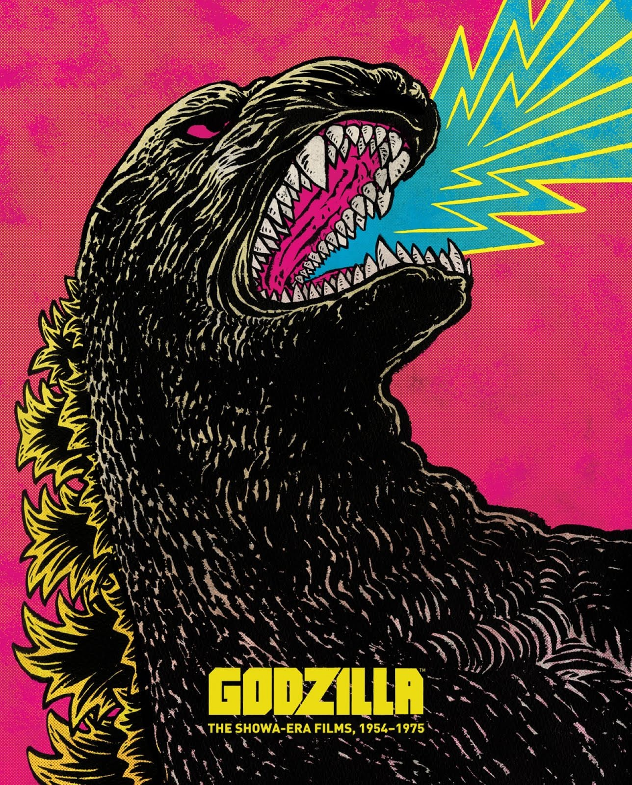 The CRITERION GODZILLA!