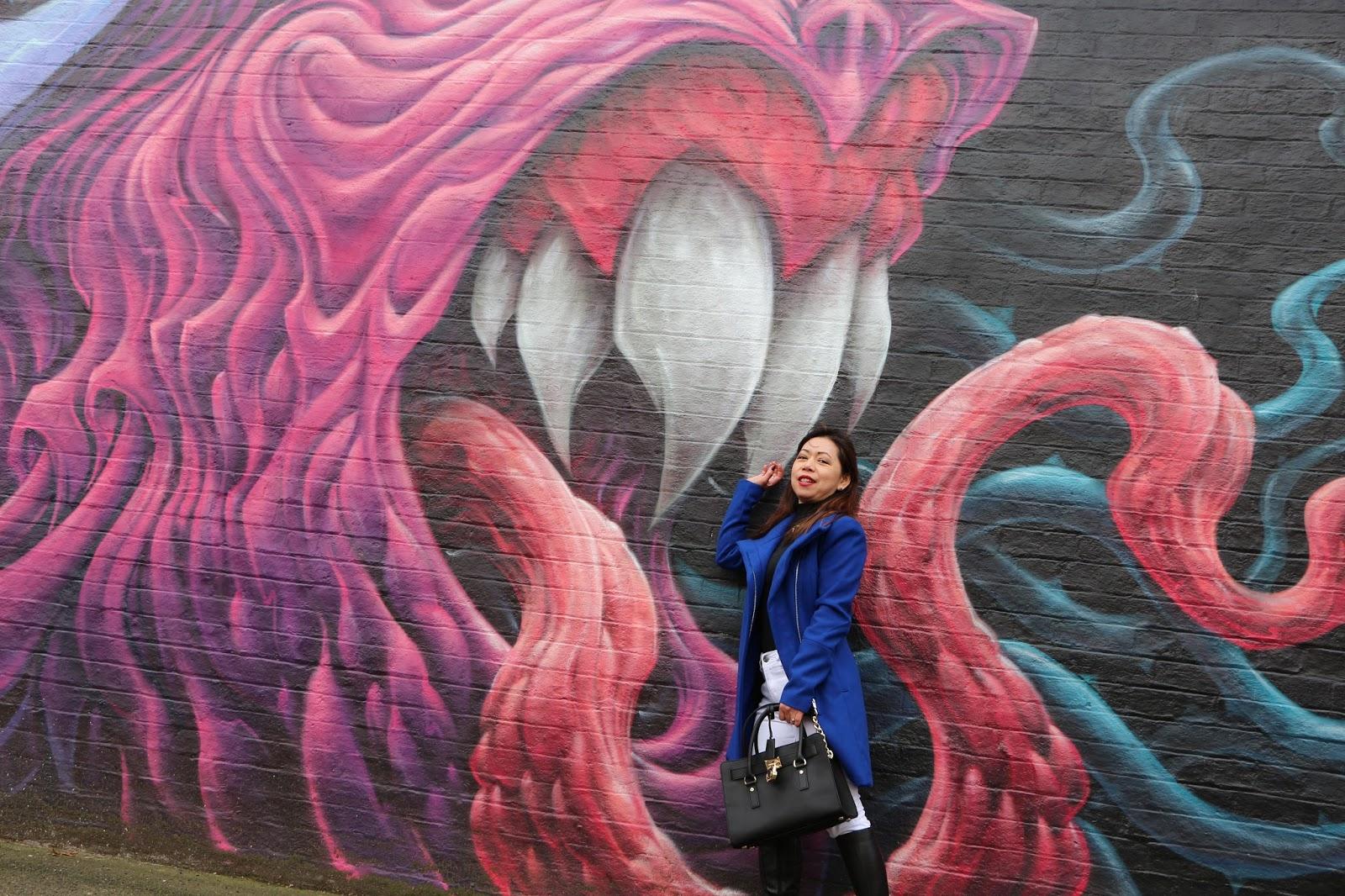 Brunswick Graffiti