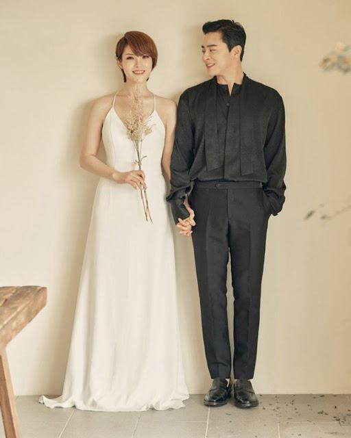 Gummy dan Jo Jong Suk Resmi Menikah!