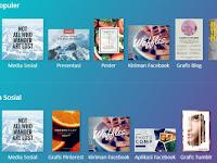 Cara menggunakan Cavana, Aplikasi desain grafis online