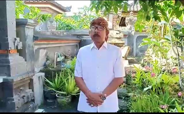 Majelis Alit Desa Pekraman  Kecamatan Semadeg Apresiasi Sidang Pleno