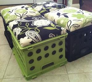 Image: Crate Seats, My Way