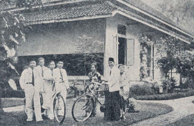 Ilustrasi Kebudayaan Jepang pada Zaman Penjajahan di Indonesia