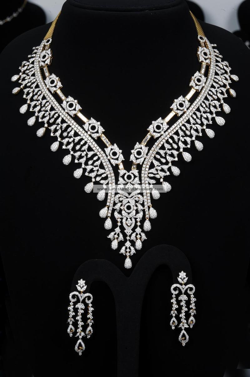 Stunning Indian Diamond Jewellery Gallery