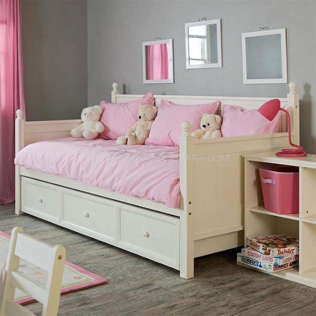 Desain Tempat Tidur Anak Model Minimalis Terbaru
