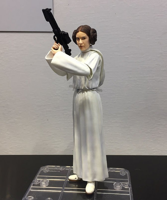 S.H.Figuarts Star Wars Ep.IV Princess Leia