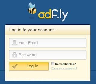 Cara Daftar dan Mendapatkan Uang Lewat Adfly URL Shortener 2019 - WandiWeb