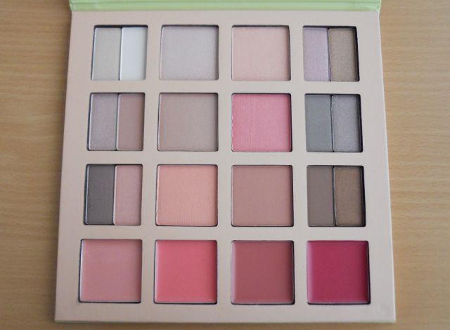 Pixi soft focus fresh palette