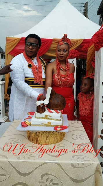Popular Nigerian Pastor, Apostle Ernest Agortey Reportedly Marries a Third Wife in Port Harcourt (Photos)