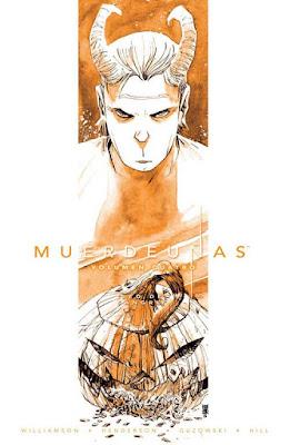 Portada cómic Muerdeuñas Volumen 4