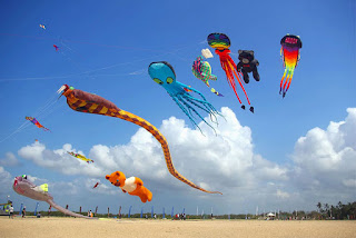 Welcome To The Excitement Of Bali Kite Festival