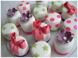 Mini pasteles para toda ocasión