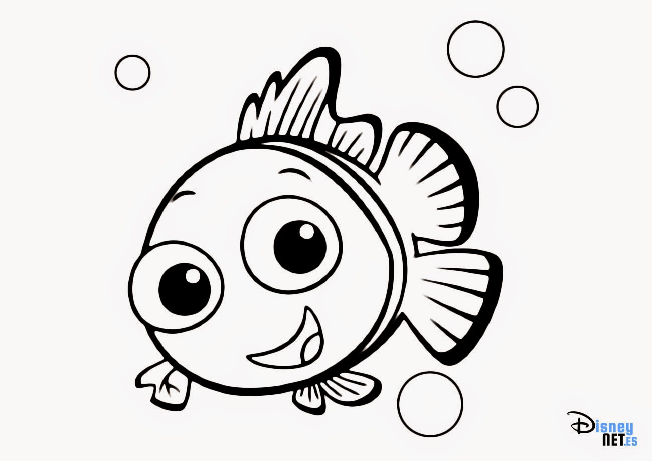 Nemo Para Dibujar Imagui