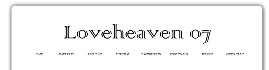 Tutorial CSS3 Box Shadow Hover