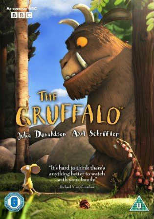 The Gruffalo 2009 BluRay 300Mb Hindi Dual Audio 720p Watch Online Full Movie Download bolly4u